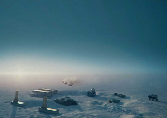La estación Vostok, al umbral de la vida