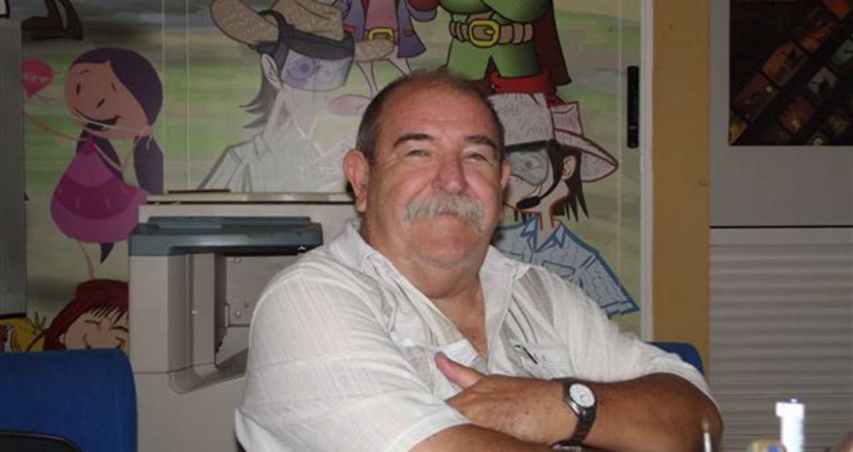 Juan Padrón: ¡Hasta pronto, compay!