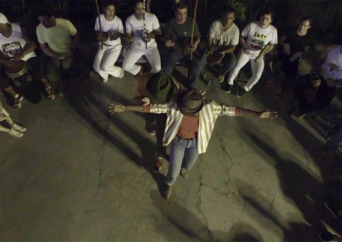Capoeira, um passo a dois