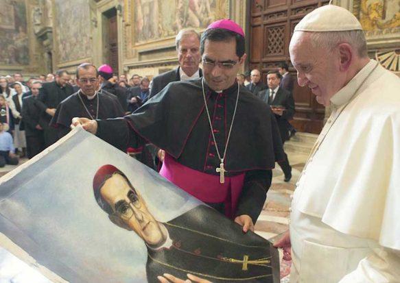 El desagravio – Monseñor Romero, su pueblo y el Papa Francisco