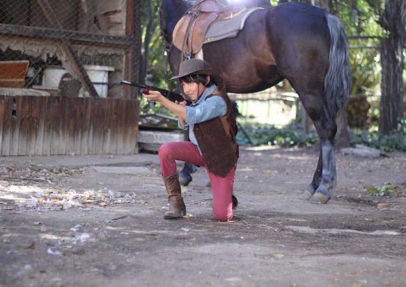 Un caballo llamado elefante