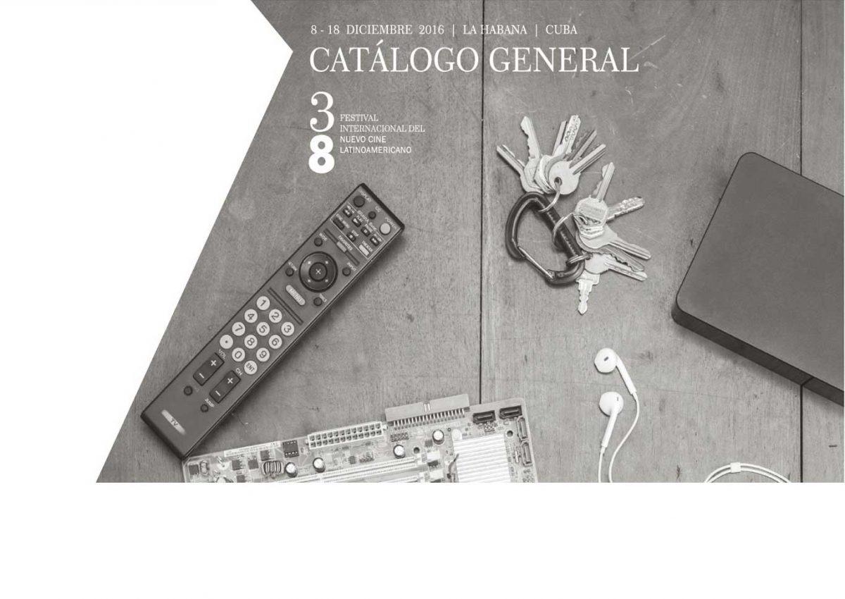 Catálogo 38 Festival