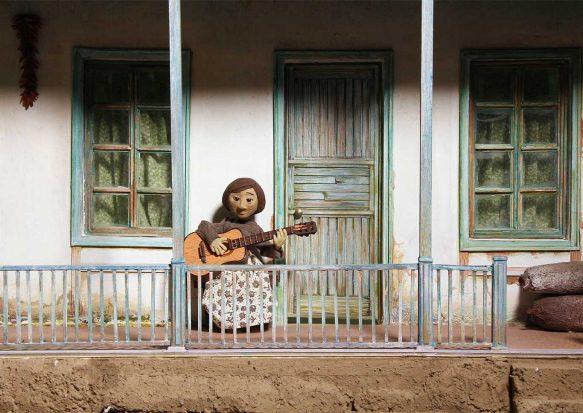 Cantar con sentido. Una biografía de Violeta Parra