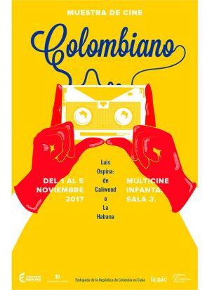 Muestra de Cine Colombiano en La Habana 2017