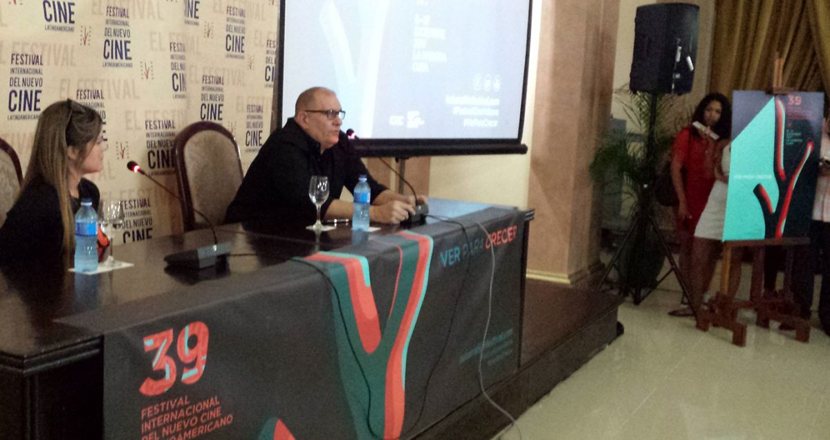 "Iván Giroud: ""Este es un festival de afianzamiento"""