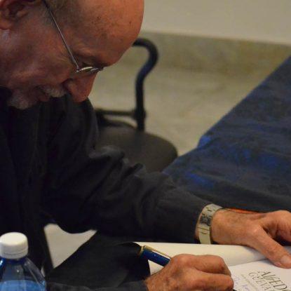 Alfredo Guevara en el ejercicio de la crítica.