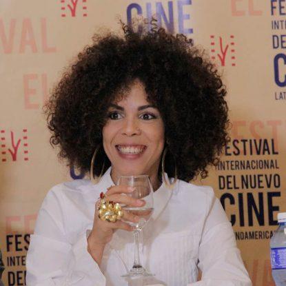 """Yudith Rodríguez o el rostro del """"nuevo cine dominicano"""""""