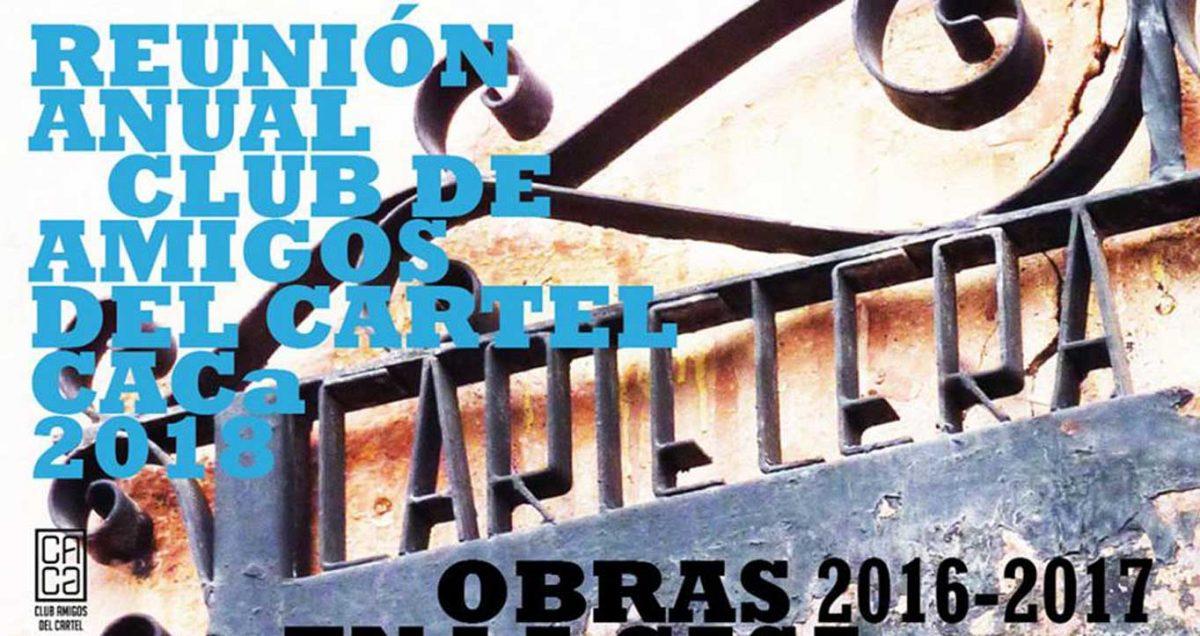 CACa se reúne en la Casa del Festival