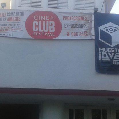 Cine club Festival: siente el pulso, busca tu película.