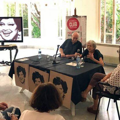 """Marta Valdés: """"Elena protagonizó y defendió el feeling con doble e"""""""