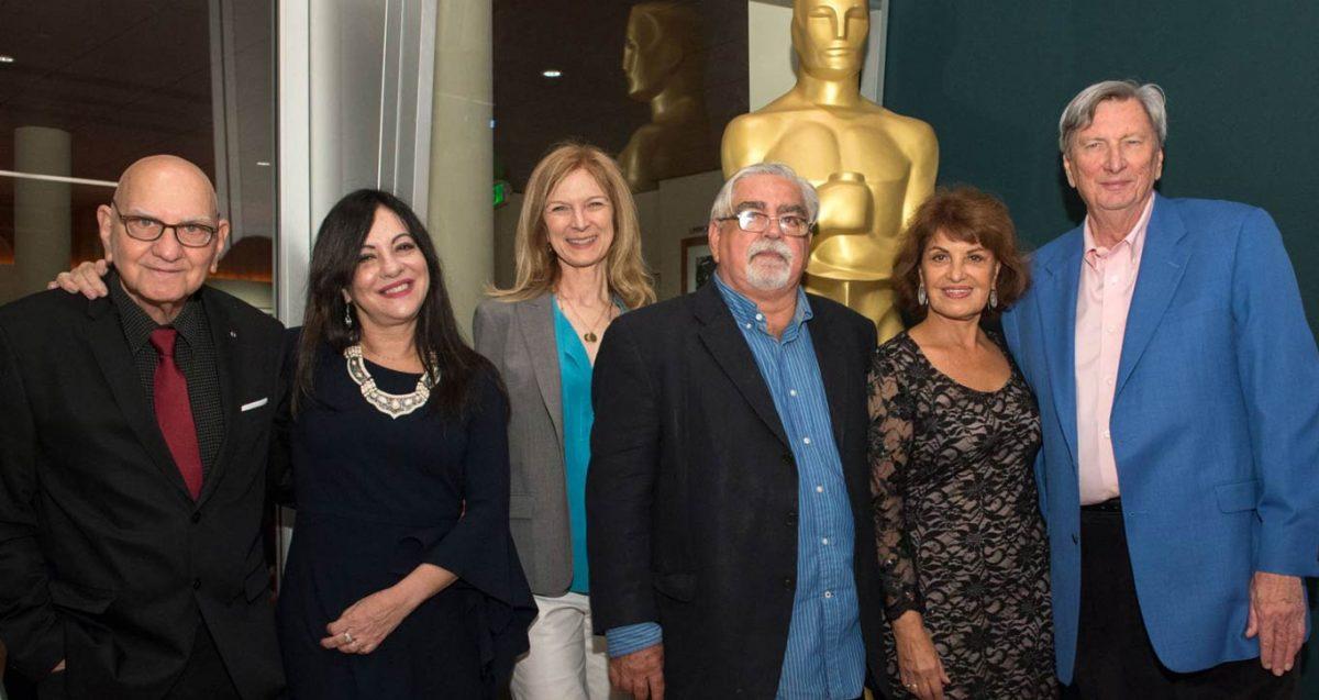 Cintas restauradas de Titón se estrenan en Hollywood