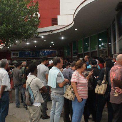 De selecciones y jurados en el Festival de Cine de La Habana