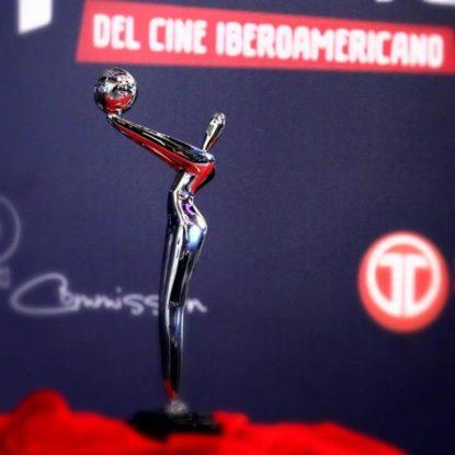 Premio  Platino para el Festival