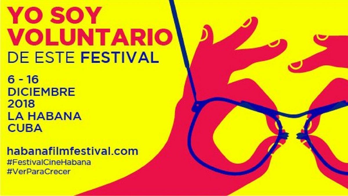 Se voluntario del 40 Festival