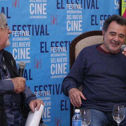 """Carlos Sorín: """"el cine es mi oficio"""""""