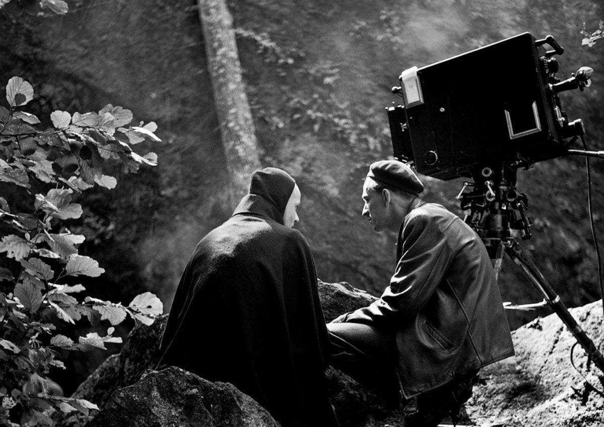 Bergman. Ett år, ett liv