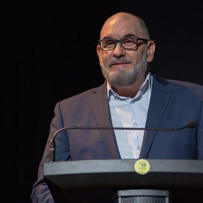 Iván Giroud, elegido como jurado del premio Ojo dorado en Cannes
