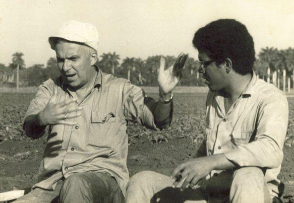 Santiago Álvarez: reminiscencias a un peregrino