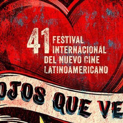 Ojos que ven, corazón que siente al Festival de Cine de La Habana