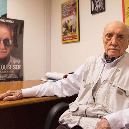 Fallece el cineasta José Martínez Suárez