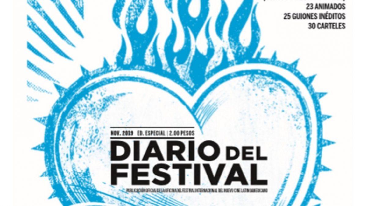 Diario 0. Festival 41