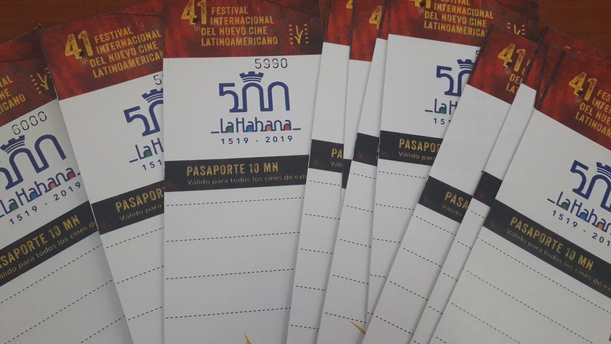 A la venta pasaportes para el Festival 41