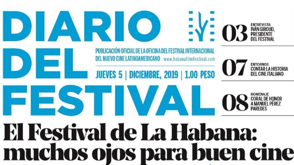Diario 1. Festival 41