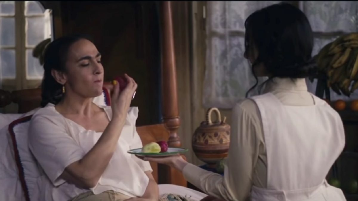 Dos Fridas es una construcción poética… Conversación con Ishtar Yasin