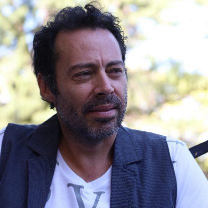 Fernando Arce: el reto fue escribir sabiendo que yo iba a ser Muralla