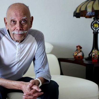 Nelson Rodríguez: el cine es cortar y vivir