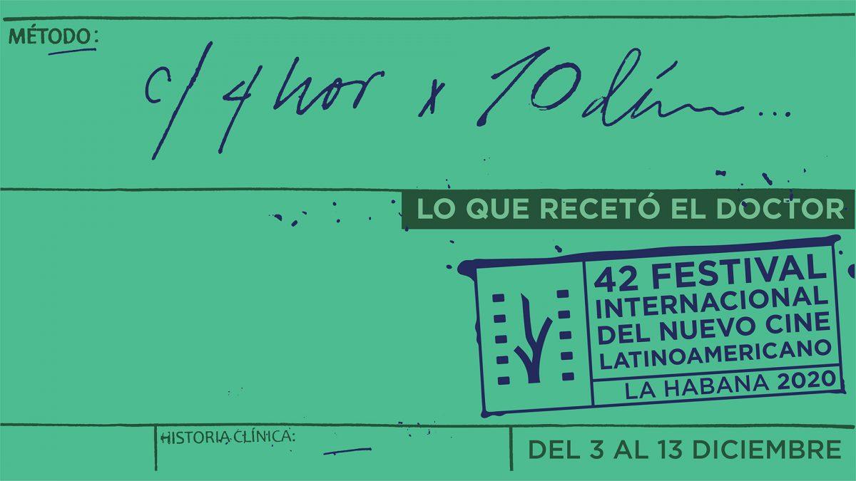 Selección oficial de la edición 42 del Festival de Cine de La Habana