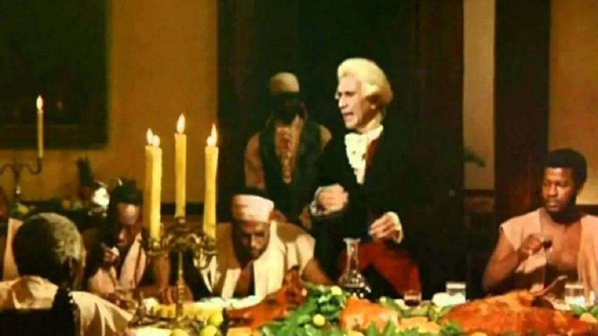 La última cena de los corderos negros