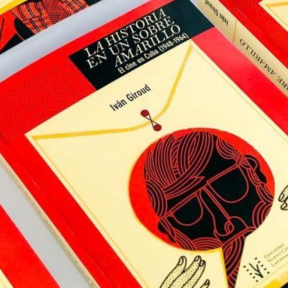 Un sobre, un libro y una historia para el cine cubano
