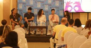 Conferencia del filme cubano Un traductor