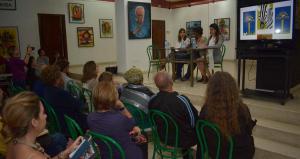 Presentación de activiades por el centenario de Santiago Álvarez