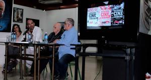 Presentación de bitácora del cine cubano