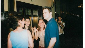Matt Dillon y Marisa Tomei (segunda izq)