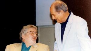 20 Festival. 1998. Ettore Scola y Gillo Pontecorvo