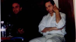 21 Festival 1999. Caetano Veloso y Leo Brouwer