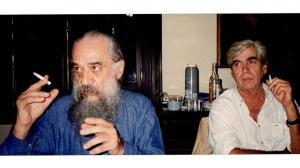 27 Festival 2005. Fernando Birri y Humberto Solás
