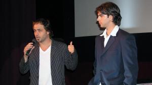 27 Festival 2005. Gastón Pauls y Caleb Casas