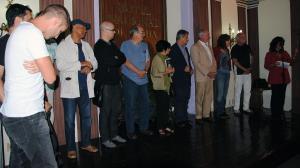 33 Festival 2011. Presentación de jurados