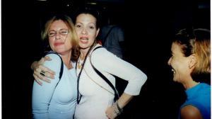 Isabel Santos y Beatriz Valdés