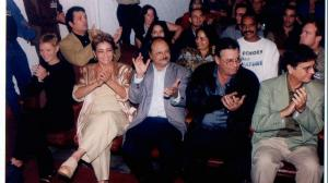 Thais Valdés, Luis Alberto García, Daisy Granados, Enrique Molina y José María Vitier